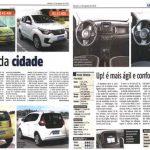 VOLKSWAGEN UP! CONQUISTA 9ª VITÓRIA CONTRA O FIAT MOBI EM COMPARATIVOS