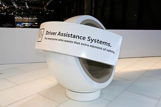 Assistance System Globe: veja o mundo pelos olhos de um carro